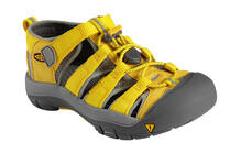 Keen Youth Newport H2 super lemon/neutral gray
